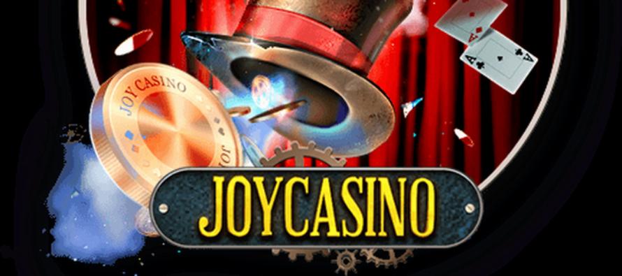 Какие игры предлагает Джойказино?