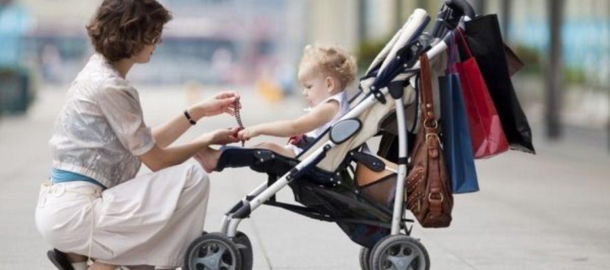Какие существуют виды детских колясок?