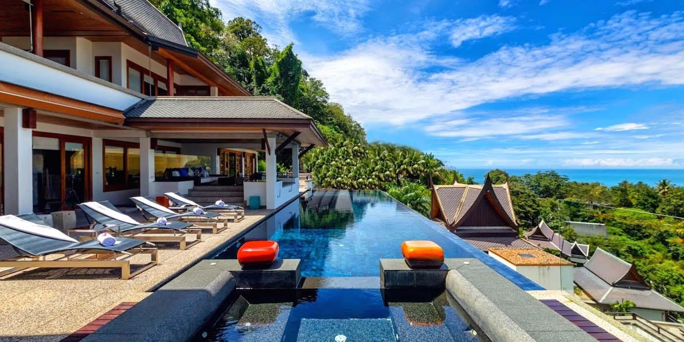 Купить дом на острове в таиланде