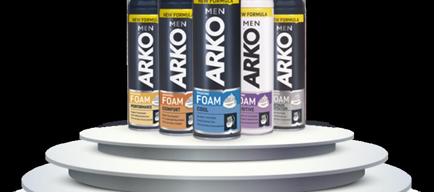 Пена ARKO Men — качественный уход и абсолютная уверенность в успехе
