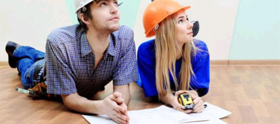 Основные этапы проведение ремонта с описанием