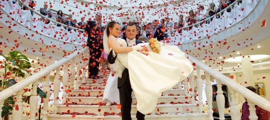 Этапы проведения свадьбы