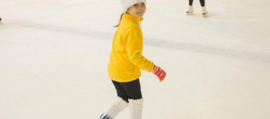 Танцы на льду: открыт сезон набора в клуб фигурного катания