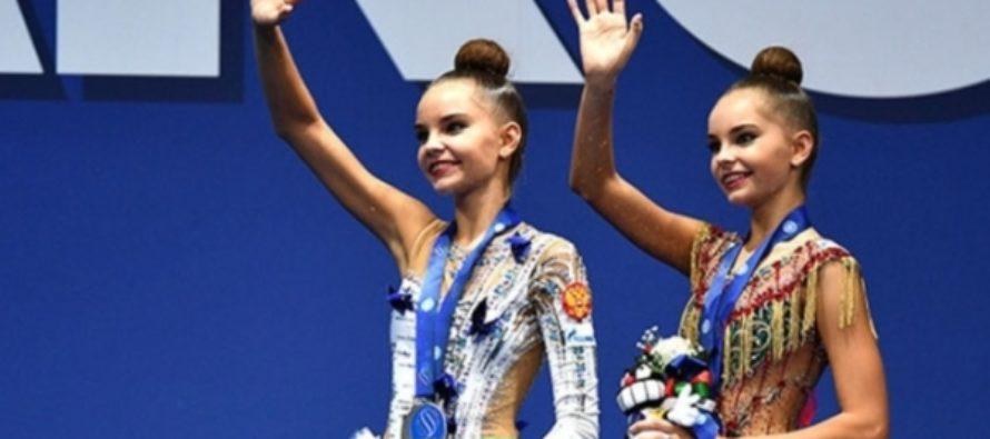 Россия одержала победу в групповом многоборье на ЧМ по гимнастике