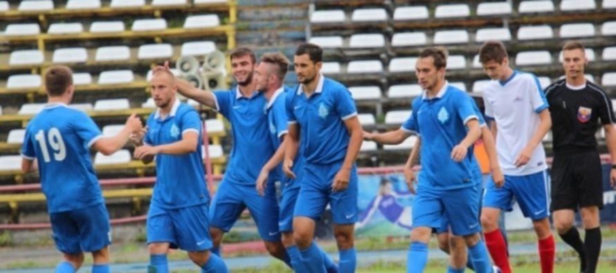 Барнаульское «Динамо» разгромило «Зенит» и вышло на первое место в турнире