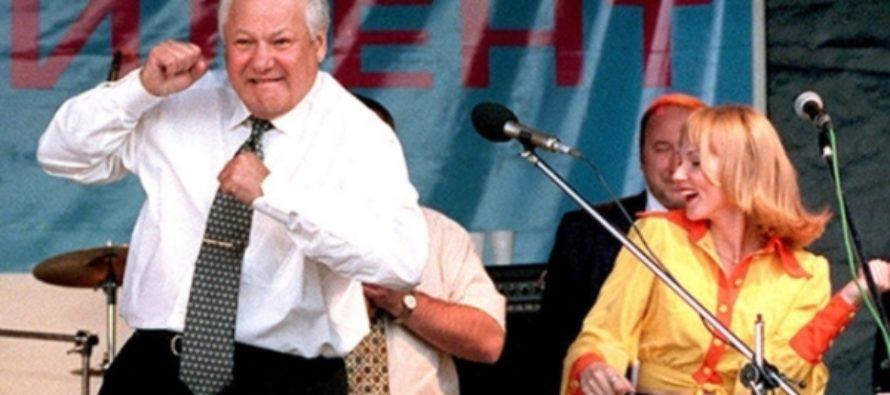 Нарусова: Ельцин был пьян и не услышал «Крым должен быть русским»