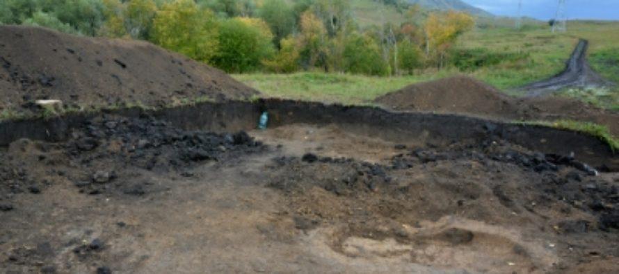 Археологи нашли под Белокурихой древние скифские захоронения