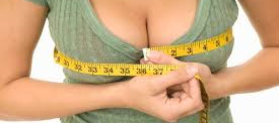 Как делается увеличение груди с помощью имплантов