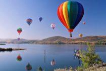 Что в себя включает прогулка на воздушном шаре?