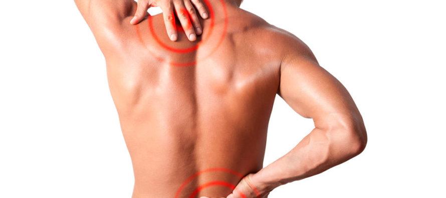 Как лечить боль в спине
