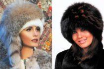 Модные меховые шапки 2017-2018