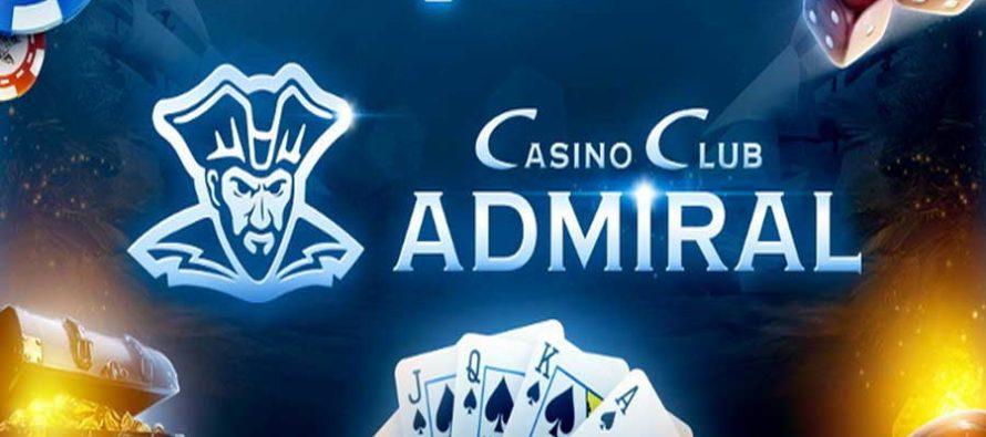 Почему стоит играть в онлайн казино Адмирал