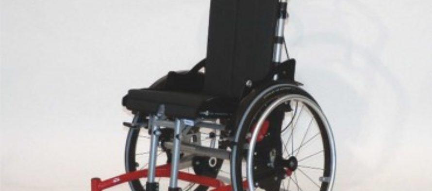 Разновидности детских инвалидных колясок