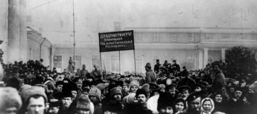 В Барнауле историки обсудили, каким путем могла пойти Россия в 1917 году, но не пошла