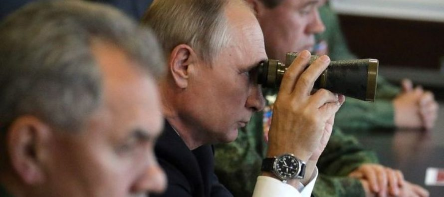 Путин заявил, что бизнес должен быть готов к переходу на военные рельсы