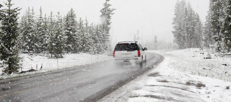 ГИБДД в преддверии шторма назвала самые опасные дороги Алтая