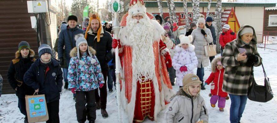 Дед Мороз в квадрате