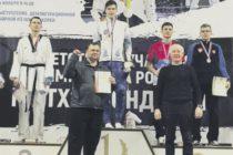 В тройке сильнейших. Алтайские тхэквондисты приняли участие в ЧР