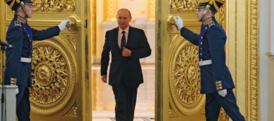 В Кремле обсуждают, когда Путин объявит о решении баллотироваться в президенты РФ
