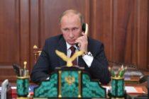 Путин и Трамп полтора часа разговаривали о Сирии, Украине и КНДР