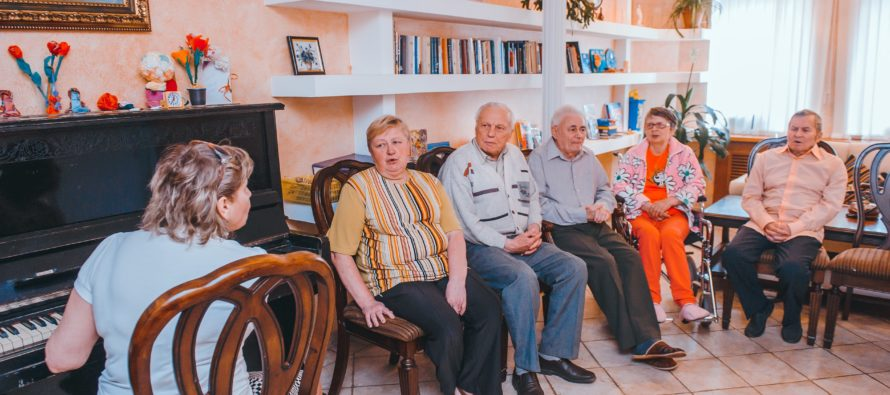 Как оформить человека в дом престарелых?