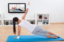 Как заняться фитнесом дома?