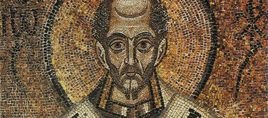 26 ноября церковь чтит память Иоанна Златоуста