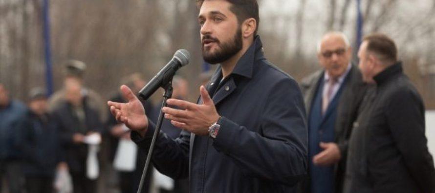 Александр Прокопьев: «Спортплощадка станет местом притяжения в Белоярске»