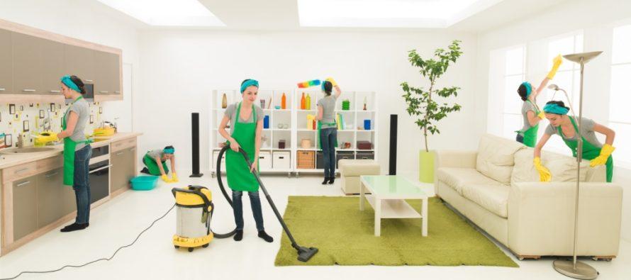 Генеральная уборка квартиры с сервисом Юду – чисто, быстро, недорого