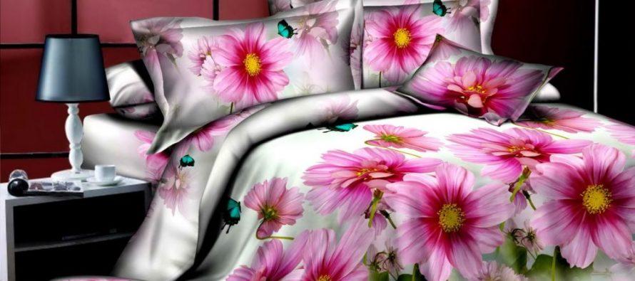 Как выбрать комплект постельного белья?