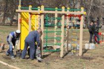 Правила установки детских площадок