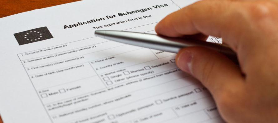 Необходимые документы для оформления визы