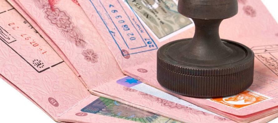 Необходимые документы для виз