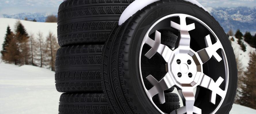 Зимние шины: особенности эксплуатации