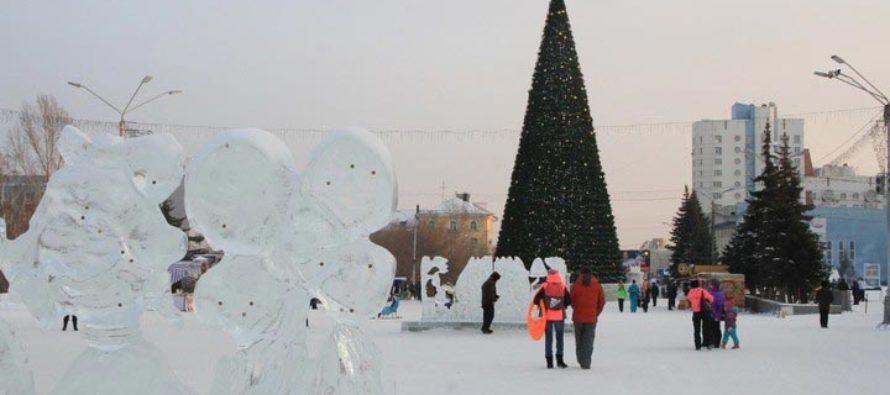 Алтайские дорожники начали работать без перерыва