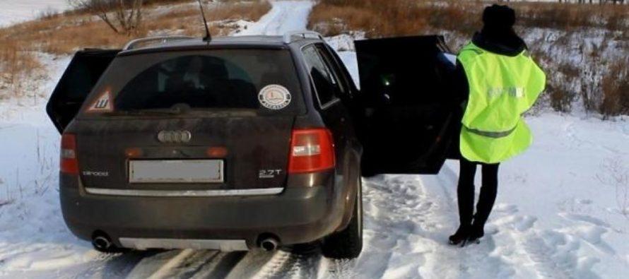 В Барнауле за тонировку стекол оштрафовали почти 5 тысяч водителей