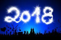 Стихотворные поздравления с Новым 2018 годом