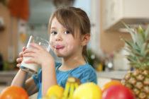 Йогурты в питании детей: вкусно, полезно, практично