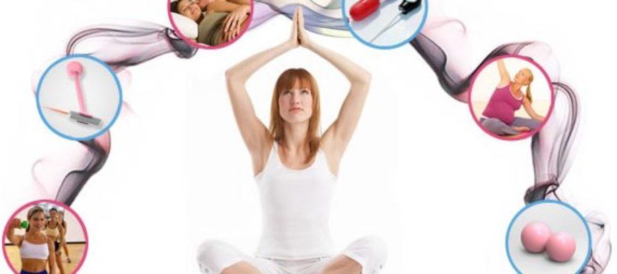 Методики тренировки интимных мышц женщины