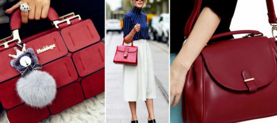 Модные женские сумки 2018 года
