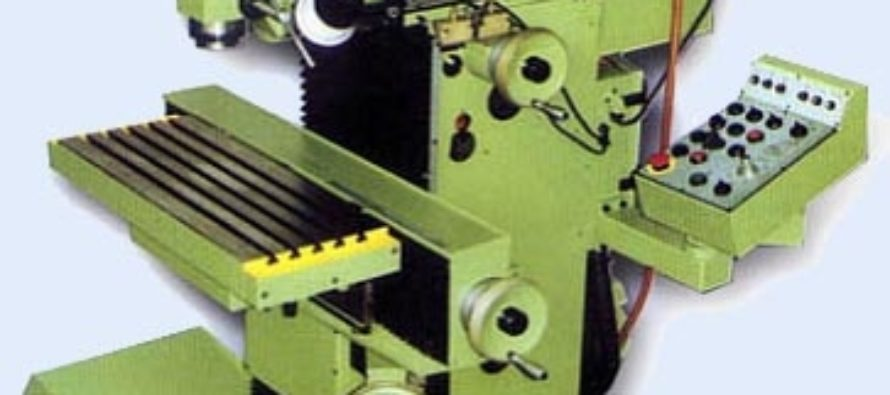 Настольный фрезерный станок: устройство и принципы работы