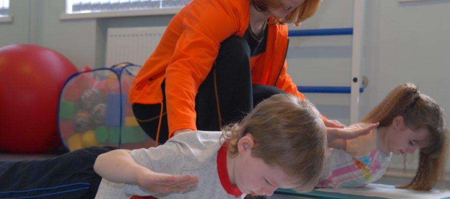Методы лечения нарушений осанки у детей