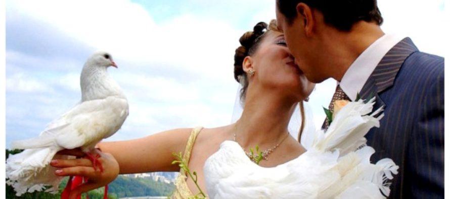 Распространенные свадебный обряды