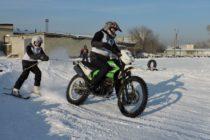 «Рождественская гонка» собрала мотолыжников из Барнаула и соседнего региона