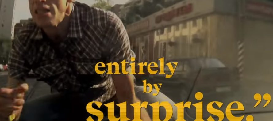Фильм из записей с российских видеорегистраторов вышел в прокат в США