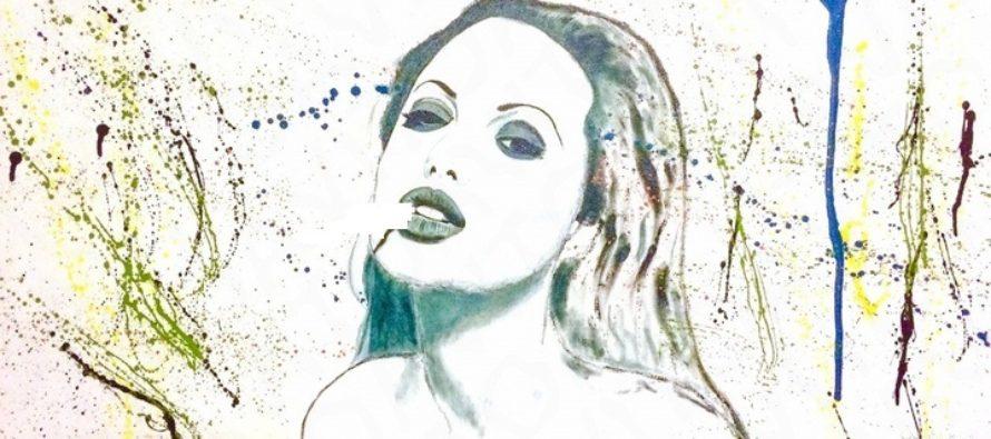 Барнаулец продает портрет Анжелины Джоли