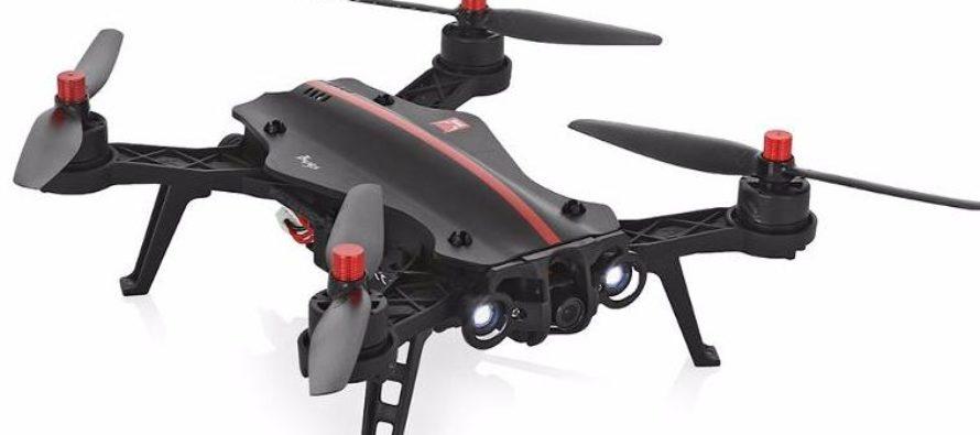 Технические характеристики квадрокоптера MJX Bugs 8