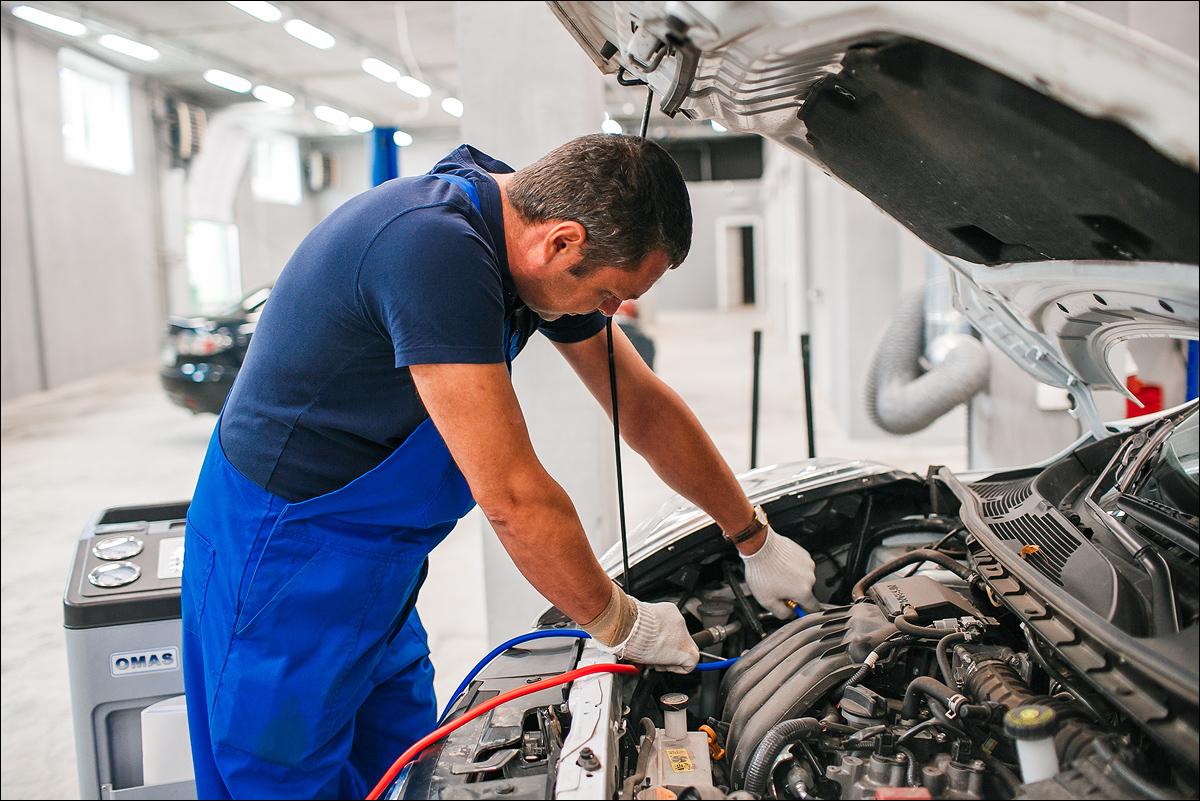 Как самому сделать ремонт машины от а до я 128