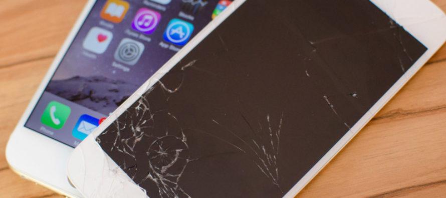Способы замены стекла на iPhone