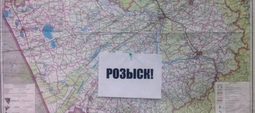 В Алтайском крае волонтеры уже несколько месяцев ищут мужчину со шрамом